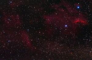 Pelikán-köd, IC 5070